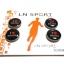 LN Sport ตัวติดเบอร์วิ่ง Runnap (BIB Race Number Holder) ลาย i &#x2764️ running thumbnail 3
