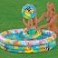 Intex Three Ring Pool Set เซ็ตสระน้ำห่วงยางและลูกบอล 59469 thumbnail 3