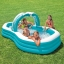 Intex Swim center family Cabana pool สระน้ำคาบาน่า 57198+สูบไฟฟ้า thumbnail 3