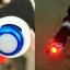 ไฟ LED ติดตั้งปลายแฮนด์จักรยาน รุ่น XR-010 ไฟปลายแฮนด์ จักรยาน ไฟกะพริบติดแฮนด์ (สีดำ + แสงไฟสีแดง) thumbnail 2