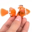 Mini RC Clownfishมินิ rc ปลาการ์ตูน ควบคุมระยะไกลด้วยอินฟราเรด น่ารัก thumbnail 2
