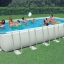 Intex Ultra frame Pool 24 ฟุต เครื่องกรองระบบทราย (7.32 x 3.66 x 1.32 ม.) 28362 thumbnail 2