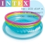 Intex Jump O Lene Ring Bounce Kids 48267 เบาะกระโดดจั๊มโอลีนสีเหลือง รุ่น 48267 thumbnail 2