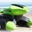 Upper Amphibious Stunt Car [ที่สุดของรถสะเทือนน้ำ-สะเทือนบก] thumbnail 13