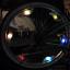 ไฟติดจักรยานแบบ LED ติดตั้งที่วงล้อ แบบสี่แฉก - ไฟมัลติคัลเลอร์ในตัว ไม่ต้องซื้อหลายอัน เหมือนแบบอื่น ไฟปีก 4 แฉก thumbnail 3