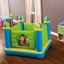 Intex Castle Bouncer Jump O Lene บ่อกระโดดเด็กปราสาทสีเขียว + ที่เป่าลมไฟฟ้า 48257 thumbnail 3