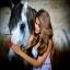 ม้าสีขาวและสาวงาม thumbnail 1