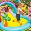 Intex Dinoland Play Center สวนน้ำหรรษาไดโนแลนด์ 57135 + สูบไฟฟ้า thumbnail 5