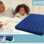 Intex Classic Downy Bed Full ที่นอนเป่าลม 4.5 ฟุต สีฟ้า 68758 thumbnail 8