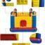 Intex Jump-O-Lene bouncy castle บ่อกระโดดปราสาท 48259 thumbnail 4