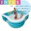 Intex Family Pool Swim สระน้ำครอบครัว 57495 +แถมสูบไฟฟ้า thumbnail 1