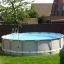Intex Ultra Frame Pool 18 ฟุต เครื่องกรองน้ำเกลือ-ทราย (5.49 x 1.32 ม.) 28336 thumbnail 13