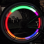 ไฟติดจักรยานแบบ LED ติดตั้งที่วงล้อ แบบสี่แฉก - ไฟมัลติคัลเลอร์ในตัว ไม่ต้องซื้อหลายอัน เหมือนแบบอื่น ไฟปีก 4 แฉก thumbnail 1