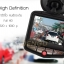OEM LIVATEC กล้องวีดีโอติดรถยนต์ FULL HD DVR 1080p จอภาพ 2.4 นิ้ว ไฟอินฟราเรด ถ่ายกลางคืนคมชัด พร้อมระบบจับภาพอัตโนมัติขณะจอดเมื่อรถขยับ (สีน้ำเงิน) thumbnail 5
