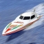 Bheema Double Horse 7000 Blazingly Fast Victory EP Racing RC Boat thumbnail 1