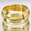 แหวนปลอกมีดหลวงปู่ดู่ วัดสะแก ปี พ.ศ. 2532 เนื้อทองผสม thumbnail 3
