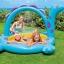 Intex Dino Spray Baby Paddling Pool สระน้ำเด็กไดโนเสาร์พ่นน้ำ 57437 thumbnail 3