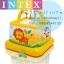 Intex Soft - Slides Lil' Baby Gym คอกกั้นเด็กเล็กนุ่มสีเหลือง 48473 thumbnail 1