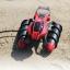 Upper Amphibious Stunt Car [ที่สุดของรถสะเทือนน้ำ-สะเทือนบก] thumbnail 9