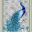 นกยูงสีน้ำเงิน thumbnail 1